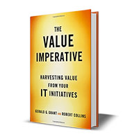 The Value Imperative
