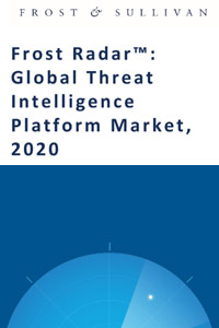Frost Radar: Global Threat Intelligence Platform Market 2020