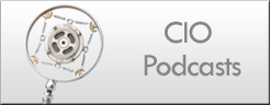 cio podcasts