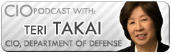 Teri Takai Interview